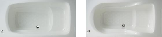 浴槽デザイン・材質